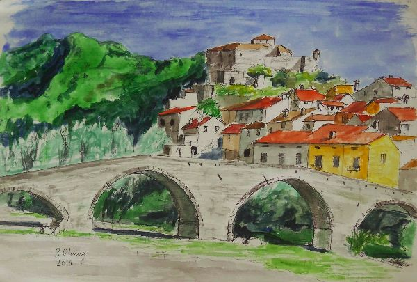 Pontrimoli     (this work is for sale £65)