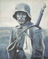 The Somme, boy soldier