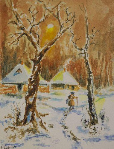 Winter traveller 1
