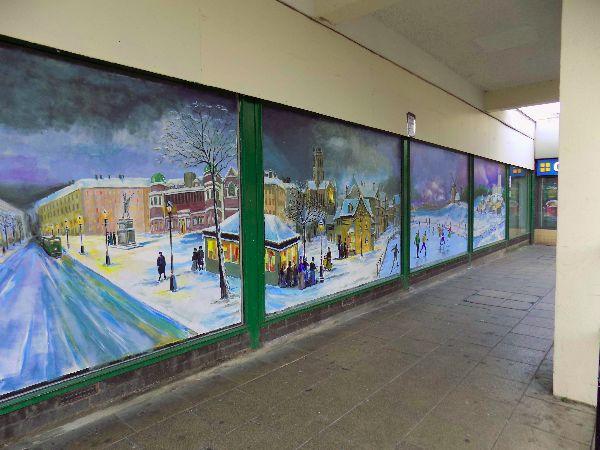 Winter in Waterdale project