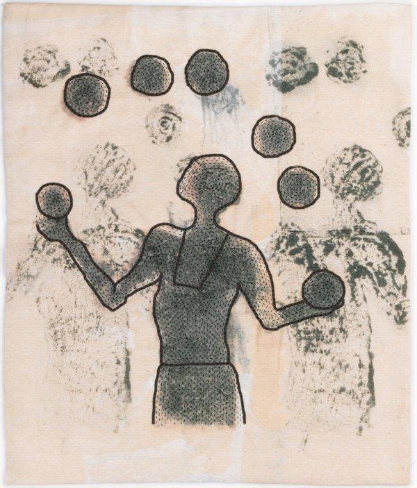 Juggler (frieze)