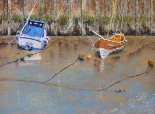Low Tide Bridlington