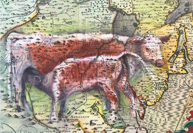 Moiled Cow & Calf