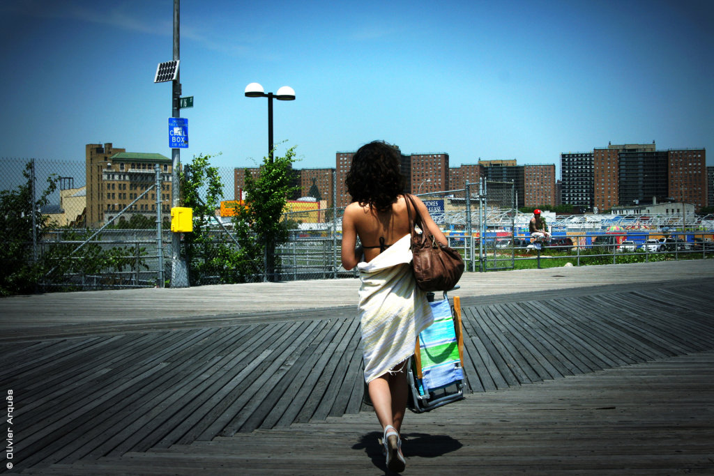 Coney Island / New York