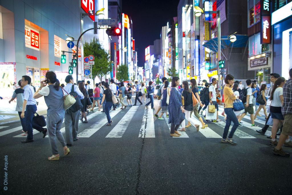 Open space - Tokyo 2015