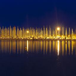 Port de Sète - France