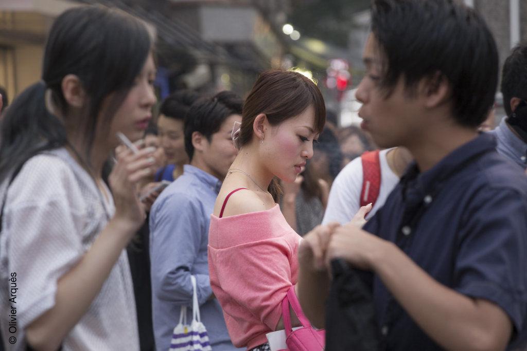 Japanese whispers #1 - Tokyo 2015