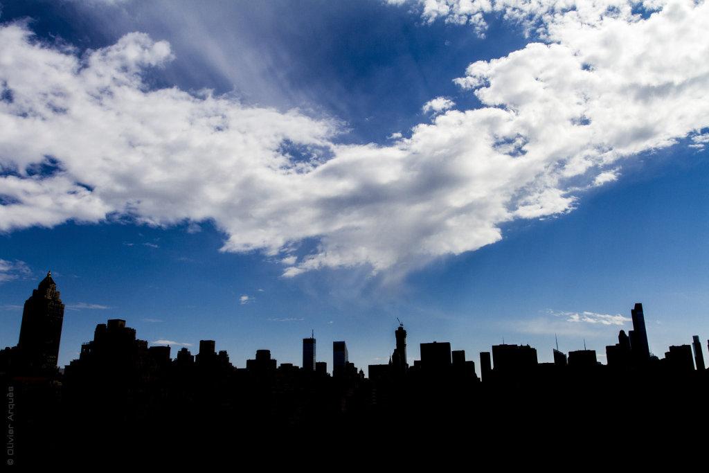 New York skycrapers