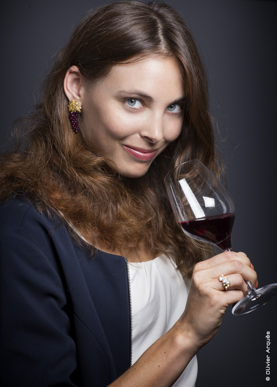 Terrisson Wines - Nîmes - Portrait corporate en entreprise © Olivier Arquès