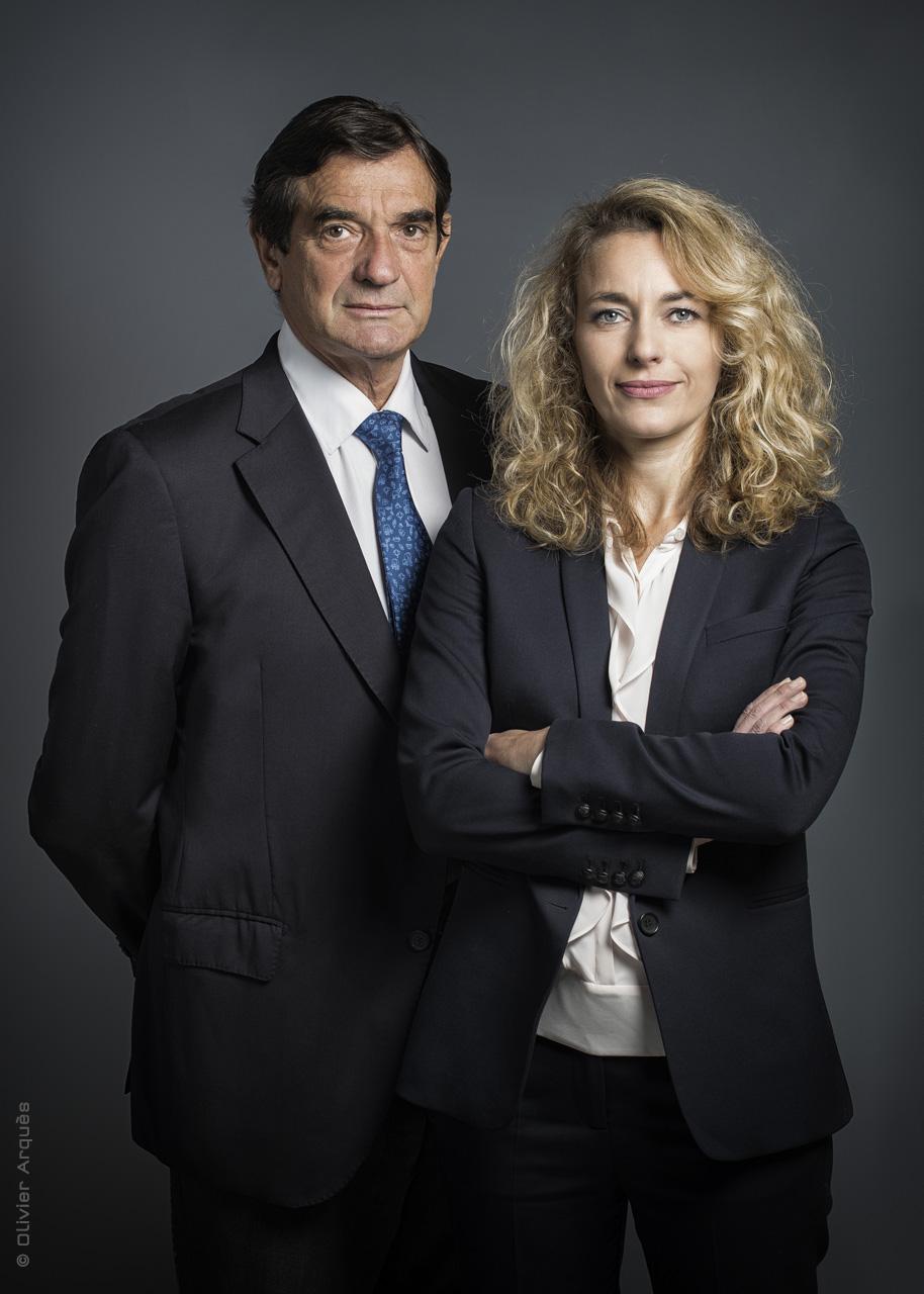 Société Distrigaz - Avignon - Portrait corporate en entreprise © Olivier Arquès