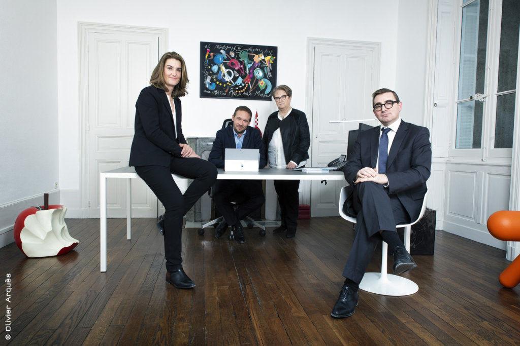 Fakt Avocats Nîmes - Portraits corporate en entreprise © Olivier Arquès