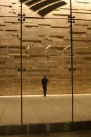 Bank Nightwatcher in New York
