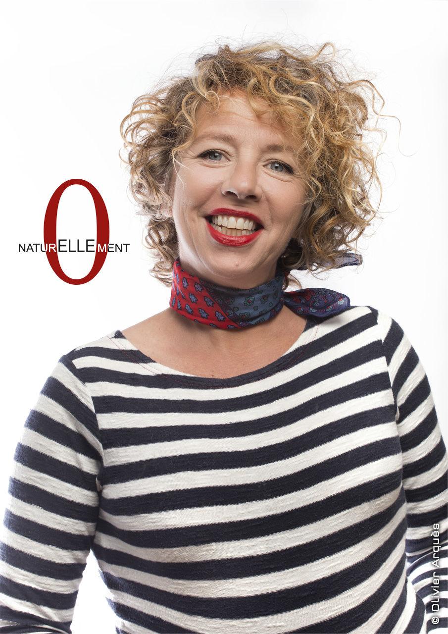 Odile Pattus, coiffeuse à Nîmes