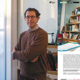 Dr. J.P Beregi pour la revue Dr Imago
