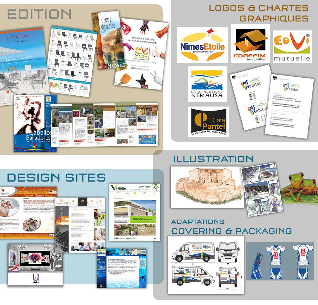 image logos
