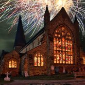 St Marys and Fireworks