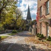 St Marys Horsham Autumn