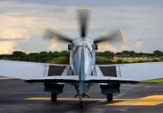 RAF BBMF Spitfire Mk19