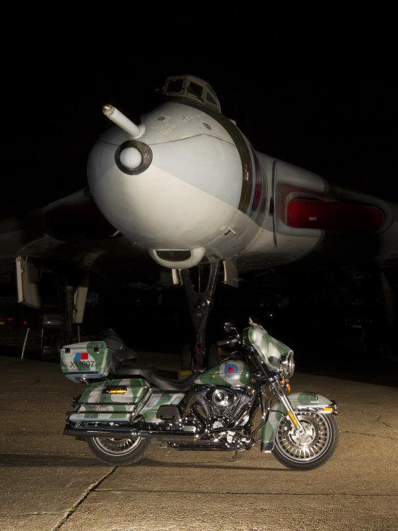 Vulcan and Harley Davidson