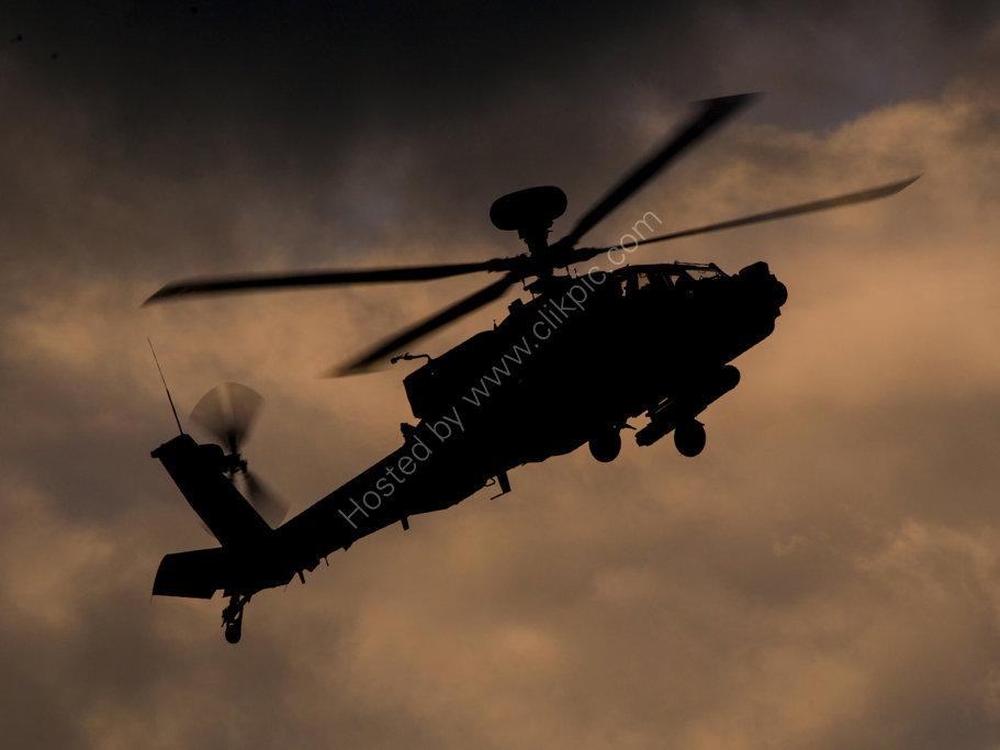 AH64 Apache ZJ713