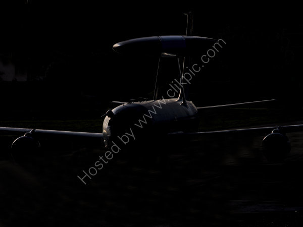 E-3D Sentry in the shadows
