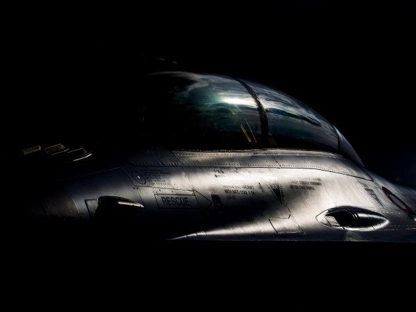 F-16B Canopy