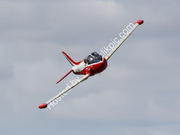 Jet Provost  G-BVEZ
