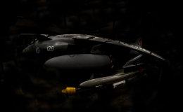 Sea Harrier ZA176