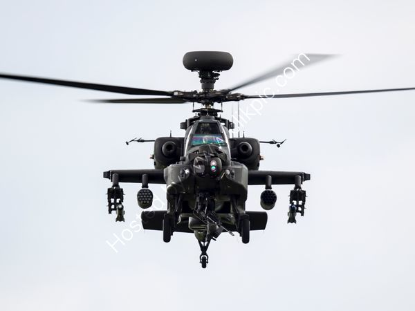 British Army Apache.
