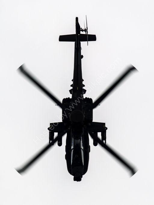 AH-64 Apache topside