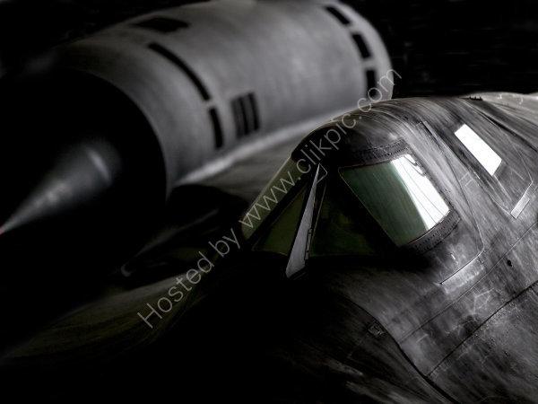 USAF SR-71 Blackbird