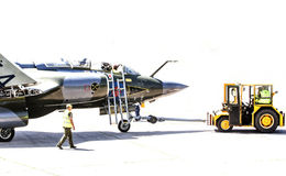Buccaneer and Groundcrew