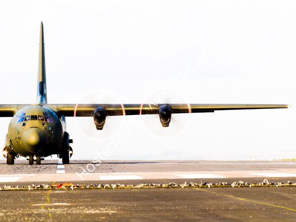 C-130 Hercules props