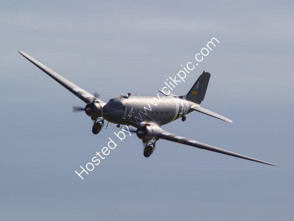 C-47 landing