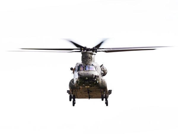 RAF Chinook ZD574