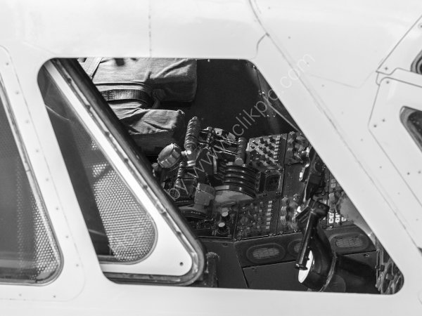 Concorde First Officer Window
