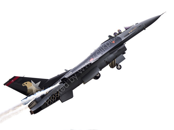 SoloTurk F-16 launch