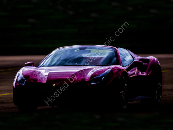 Track Ferrari