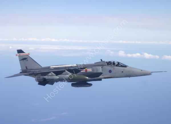 RAF Jaguar XZ103