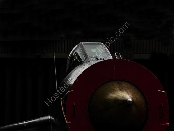 RAF Lightning - colour version