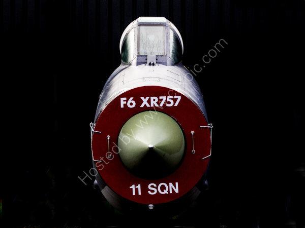 Lightning F6 XR757