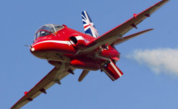 Red Arrow Hawk XX242