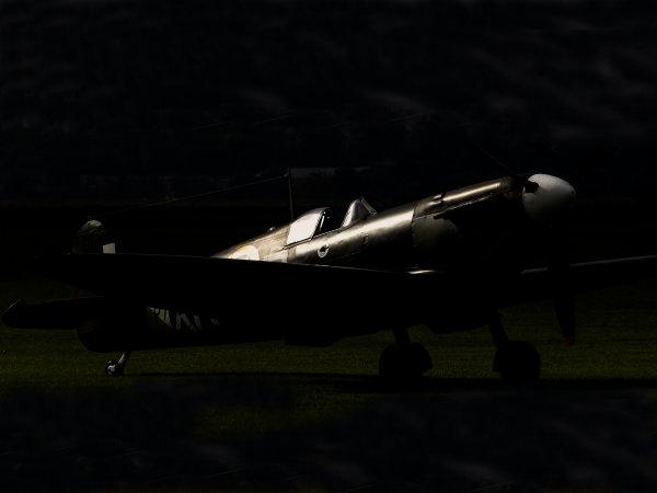 Spitfire at Dawn