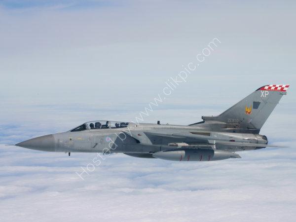 RAF Tornado ZE832