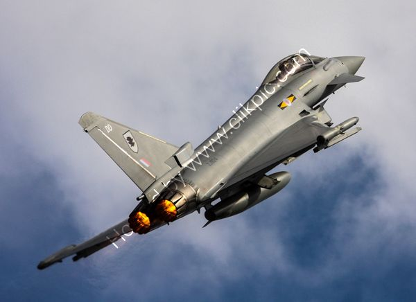 Typhoon rocketting skywards