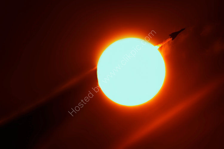 Vulcan Sunburst