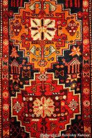 TRADITIONAL KURDISH RUG
