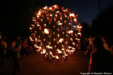 THE FIRE GARDEN BY CARABOSSE AT TOTALLY THAMES FESTIVAL