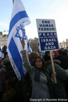Pro Israeli Rally