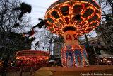 Amusement park on Leicester Square